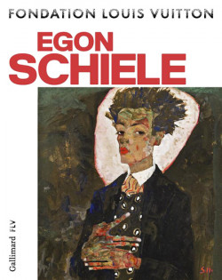 Catalogue Egon Schiele, Fondation Louis Vuitton
