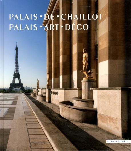 Palais de Chaillot - Palais art déco