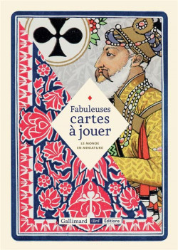 Fabuleuses cartes à jouer. Le monde en miniature