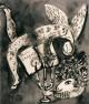 Marc Chagall, du noir et blanc à la couleur 1948-1985