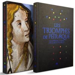 Les triomphes de Pétrarque illustrés par le vitrail de l'aube au XVIe siècle