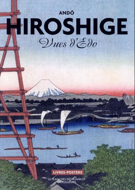 Ando Hiroshige. Vues d'Edo