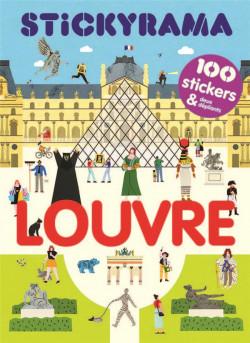 Louvre Stickyrama (English version)