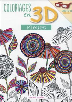 Fleurs - Coloriages en 3D