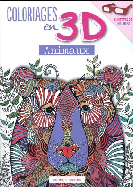 Animaux - Coloriages en 3D