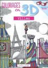 Villes - Coloriages en 3D