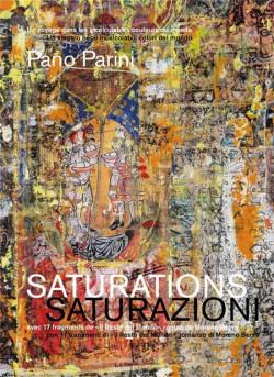 Pano Parini. Saturations, Saturazioni, 17 fragments