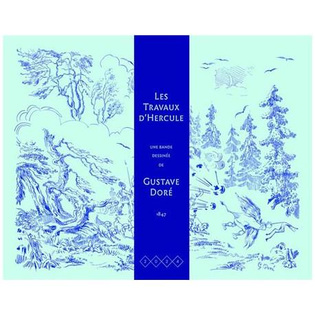 Gustave Doré. Les travaux d'Hercule