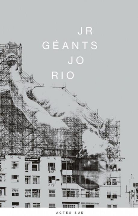 JR - Géants / JO Rio