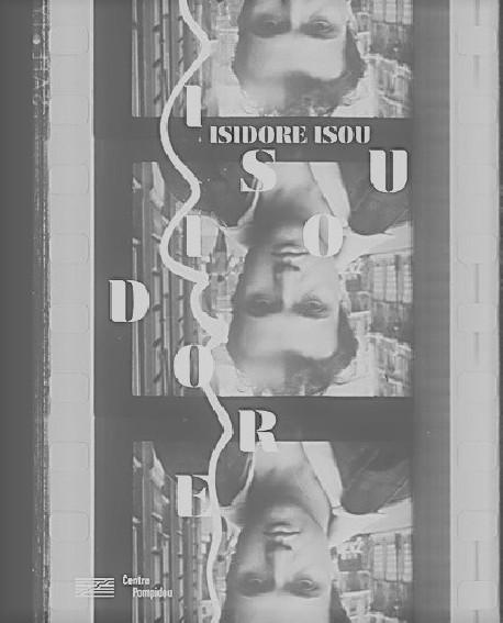 Isidor Isou - Centre Pompidou