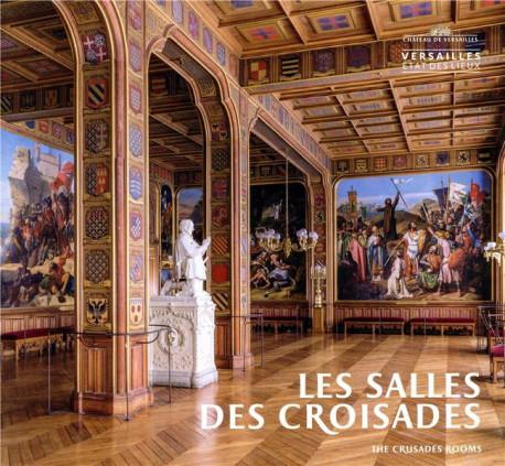 Les salles des Croisades - Château de Versailles