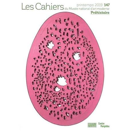 Cahiers du Musée national d'art moderne N° 147 - Spécial préhistoire
