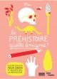 Cahier d'activité jeunesse : la Préhistoire, quelle énigme !