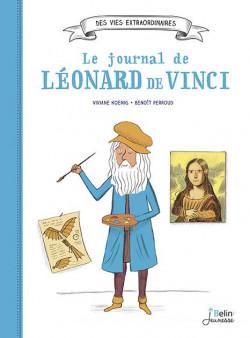 Le journal de Léonard de Vinci - Jeunesse