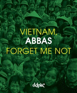 Abbas : Vietnam, forget me not