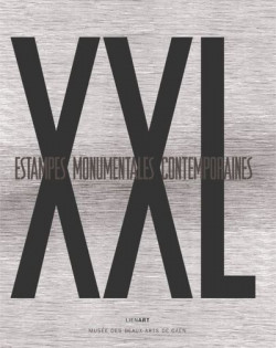 XXL Estampes Contemporaines Monumentales
