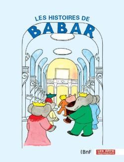 Catalogue d'exposition Les histoires de Babar