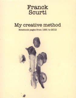 Franck Scurti. My creative method