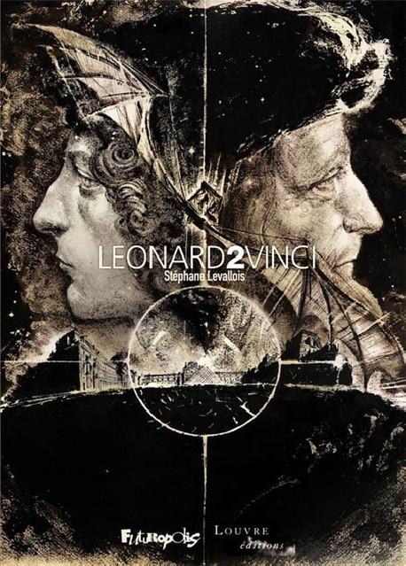 Leonard2Vinci - Bande dessinée