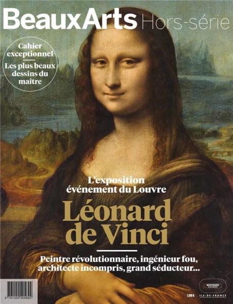 Léonard de Vinci, peintre révolutionnaire, ingénieur fou, architecte incompris, grand séducteur...