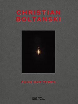 Christian Boltanski. Faire son temps - Centre Pompidou