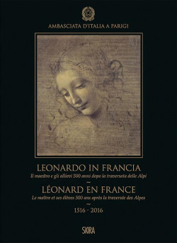 Catalogue Léonard de Vinci en France (Relié)