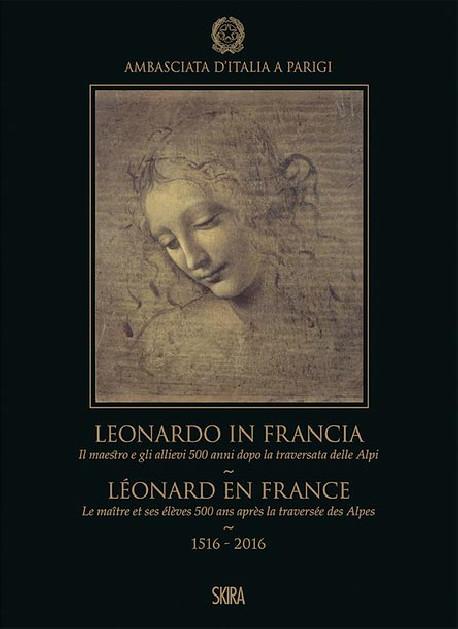 Catalogue Léonard de Vinci en France (Relié)