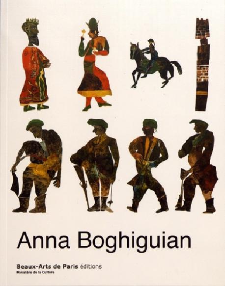 Anna Boghiguian. Le carré, la ligne et la règle