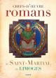Chefs-d'oeuvre romans de Saint-Martial de Limoges