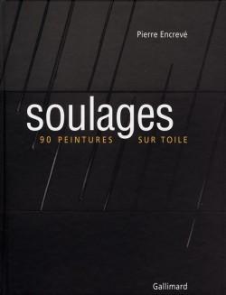 Soulages, 90 peintures sur toile