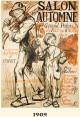 Le Salon d'Automne à travers ses affiches de 1903 à nos jours