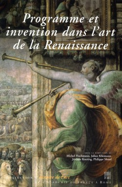 Programme et Invention dans l'art de la Renaissance