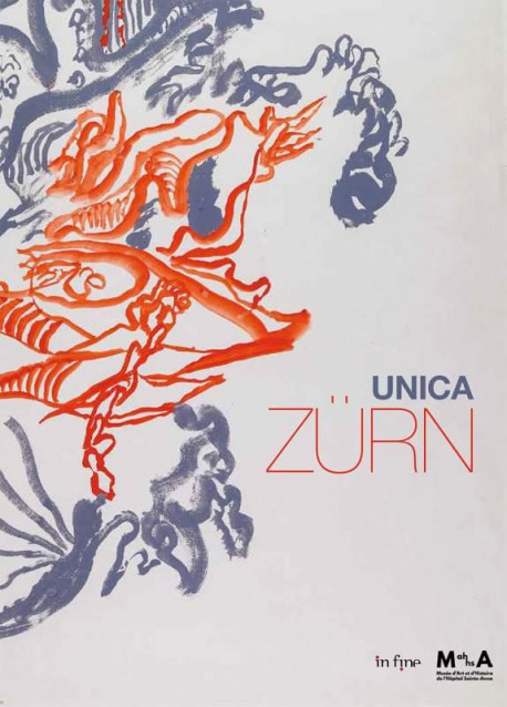 Unica Zürn (1916-1970)
