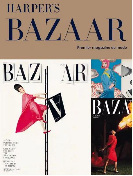 Harper's Bazaar - Premier magazine de mode