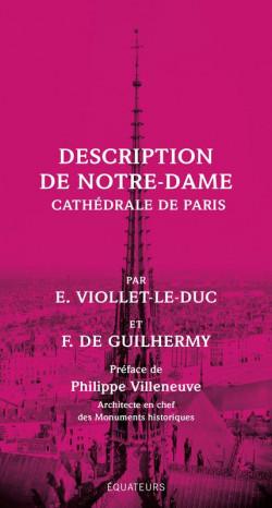 Description de Notre-Dame - Cathédrale de Paris