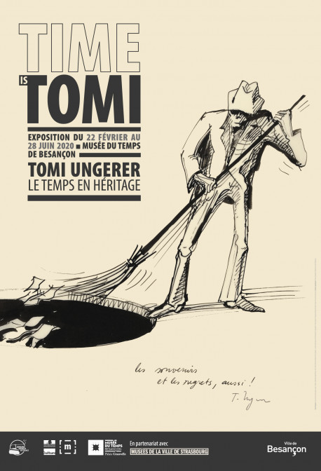 Tomi Ungerer - Time is Tomi