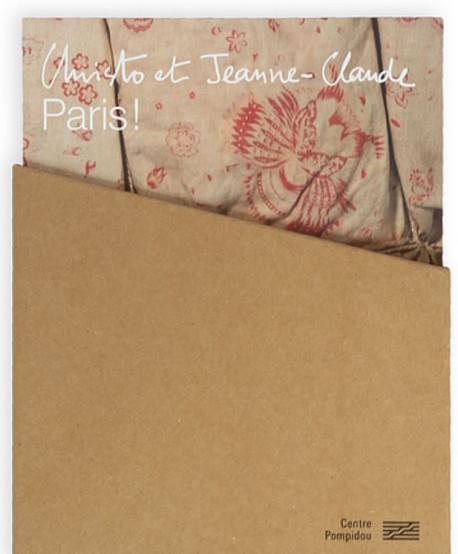 Christo et Jeanne-Claude, Paris - Edition limitée, avec un dessin