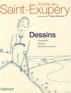 Antoine de Saint-Exupéry - Dessins, aquarelles, plumes, pastels et crayons