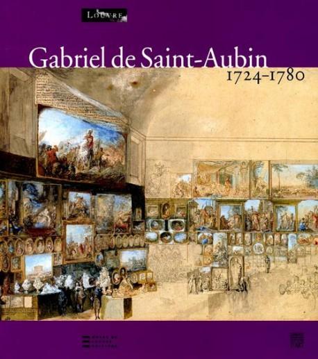 Gabriel de Saint-Aubin 1724-1780