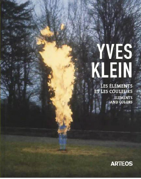 Yves Klein - Elements and colours