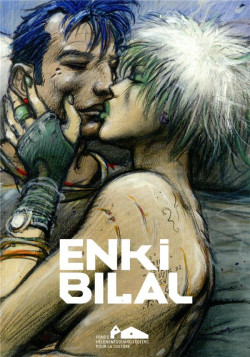 Enki Bilal - Catalogue d'exposition