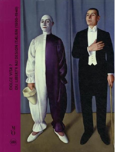 Catalogue d'exposition Dolce vita ? Du Liberty au design italien (1900-1940)