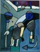 Chaissac Dubuffet, entre plume et pinceau