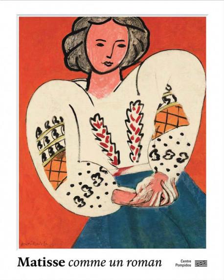 Matisse, comme un roman - Centre Pompidou