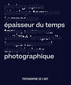 Epaisseur du temps photographique