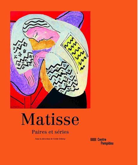 Catalogue d'exposition Matisse paires et séries