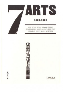 7 arts - Belgium Avant-garde (1922-1928)