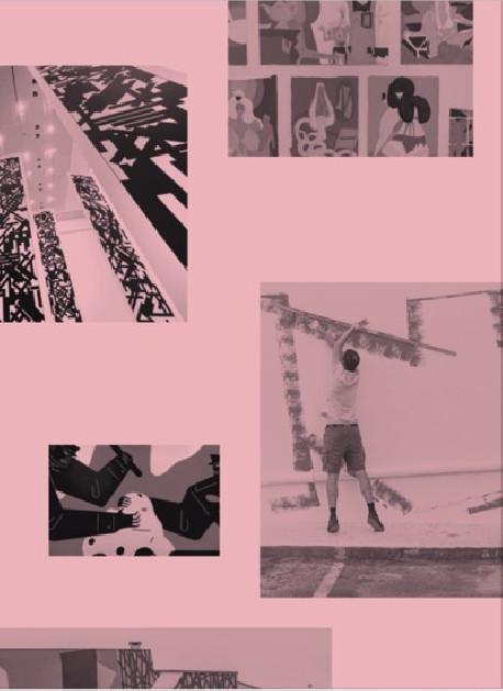 Rose Béton - Biennale 2019