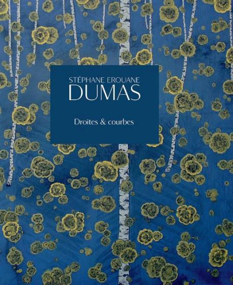 Stéphane Erouane Dumas - Droites et courbes