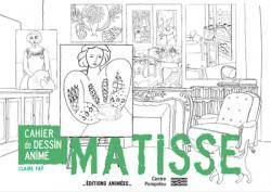 Cahier de dessin animé Matisse - Art pour enfants